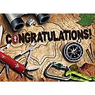 Eagle Scout® Tools Congratulations Card
