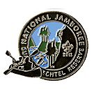 2013 Jamboree® Action Pin - Canoeing/Rafting