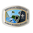 2013 Jamboree® Staff Color Buckle