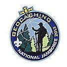 2013 Jamboree® Activity Emblem - Geocaching