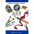 Art Merit Badge Pamphlet