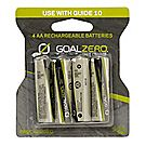 Goal Zero® AA Rechargeable Batteries – 4-Pack