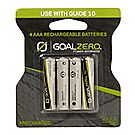 Goal Zero® AAA Rechargeable Batteries – 4-Pack