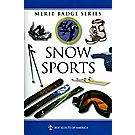 Snow Sports Merit Badge Pamphlet
