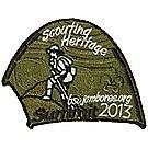 Jamblog Emblem - Scouting Heritage #17