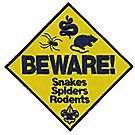Summit® Warning Sign Emblem
