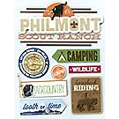 Philmont Scout Ranch® Stickers