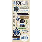 Boy Scout™ Scrapbooking Stickers