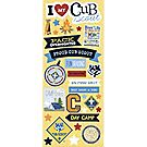 """I Love My Cub Scout"" Stickers"