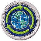Sustainability Merit Badge Emblem