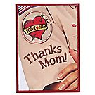 Thank-You Card for Mom