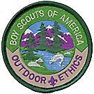 Outdoor Ethics Emblem