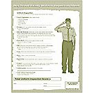 Boy Scout™/Varsity Scout® Uniform Inspection Sheet
