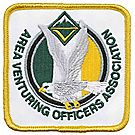 Area Venturing Officers Association Emblem