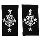 Sea Scout Epaulets National Officer