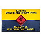 Custom Cub Scouts® Pack Flag