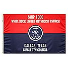 Custom Sea Scout Flag - 3' x 5'