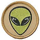 Alien Patrol Emblem