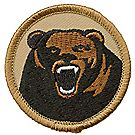 Bear Patrol Emblem