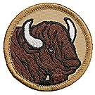 Bison Patrol Emblem