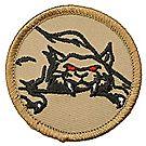Bobcat Patrol Emblem