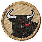 Bull Patrol Emblem