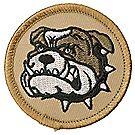 Bulldog Patrol Emblem