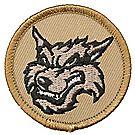 Coyote Patrol Emblem