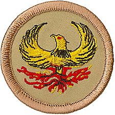 Image result for phoenix patrol patch