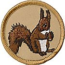 Squirrel Patrol Emblem