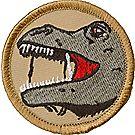 T-Rex Patrol Emblem