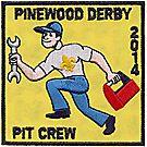 Pinewood Derby Pit Crew 2014 Emblem