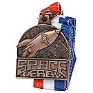 Space Derby® Bronze Neck Medal