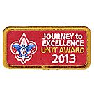 Journey to Excellence 2013 Unit Bronze Award
