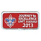 Journey to Excellence 2013 Unit Silver Award