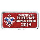 Journey to Excellence 2013 Council Silver Award