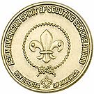 Asian-American Spirit of Scouting Award Pin