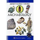 Archaeology Merit Badge Pamphlet