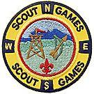 Scout Games Emblem