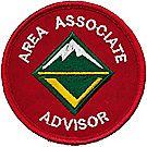 Venturing® Area Associate Advisor Emblem
