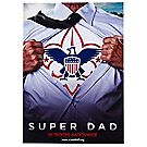 """Super Scout Dad"" Card"