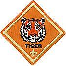 Jumbo Tiger Rank Emblem