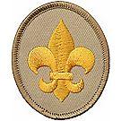 Jumbo Scout Rank Emblem