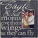 """Eagle Scout Mom"" Frame"