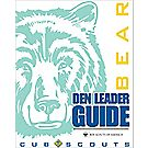 Bear Den Leader Guide Book