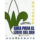 Webelos Den Leader Guide Book – Spanish Language Version