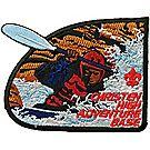 Christen Kayaker Emblem