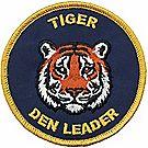 Tiger Den Leader Emblem