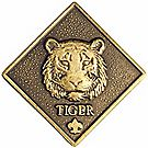 Cub Scouts® Tiger Parent's Pin