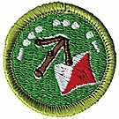 Signs, Signals and Codes Merit Badge Emblem